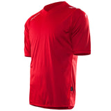 Adult Short Sleeve Jersey - Red