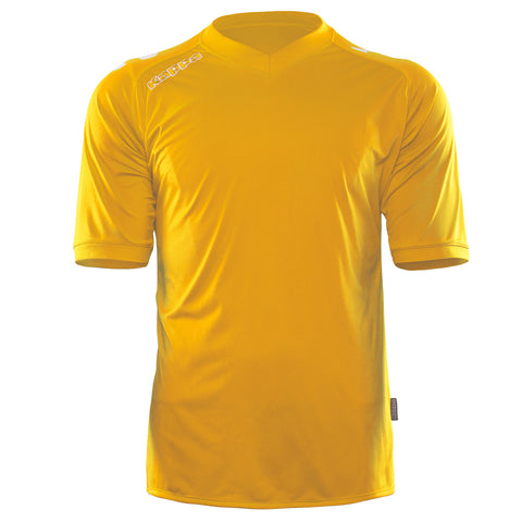 Adult Short Sleeve Jersey - Yellow