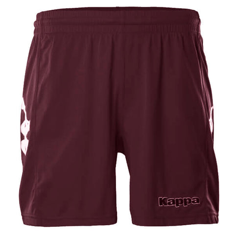 adult shorts - maroon