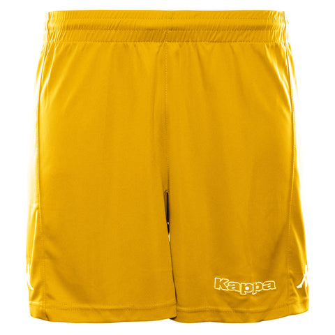Adult Shorts Yellow