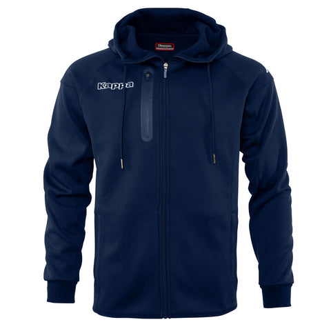 Soft Shell Hooded Jacket - Navy