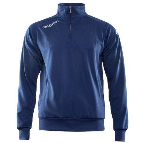 Track Jacket 1/4 Zip - Navy