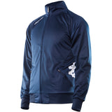 Youth Track Jacket - Navy
