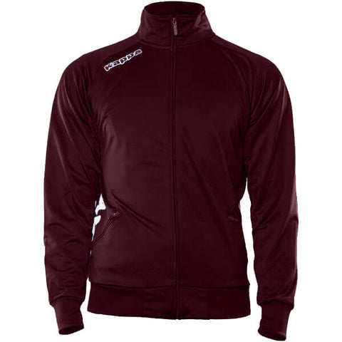 Adult Track Jacket - Maroon
