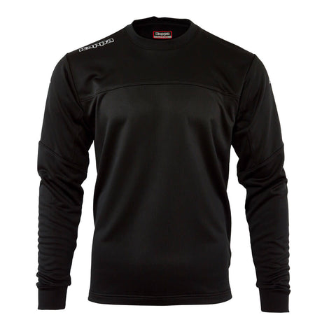 Warm Up Crew Sweat - Black