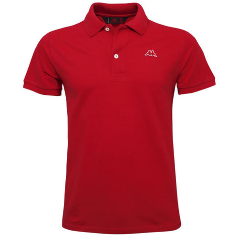 Robe Di Kappa 'William' Polo - Red