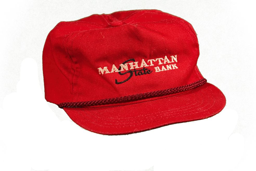The Manhattan Bank Cap