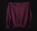 The Cable Cotton WINE s/m