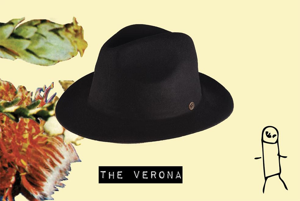 The Verona - KIDS - Black