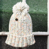 The Poppin beanie - KIDS - Cream