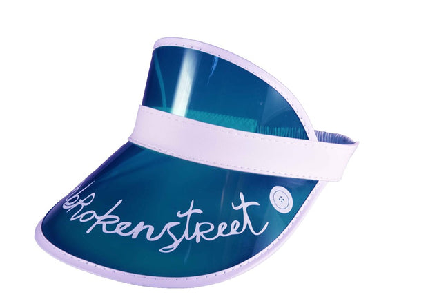 The Cards Visor - Blue