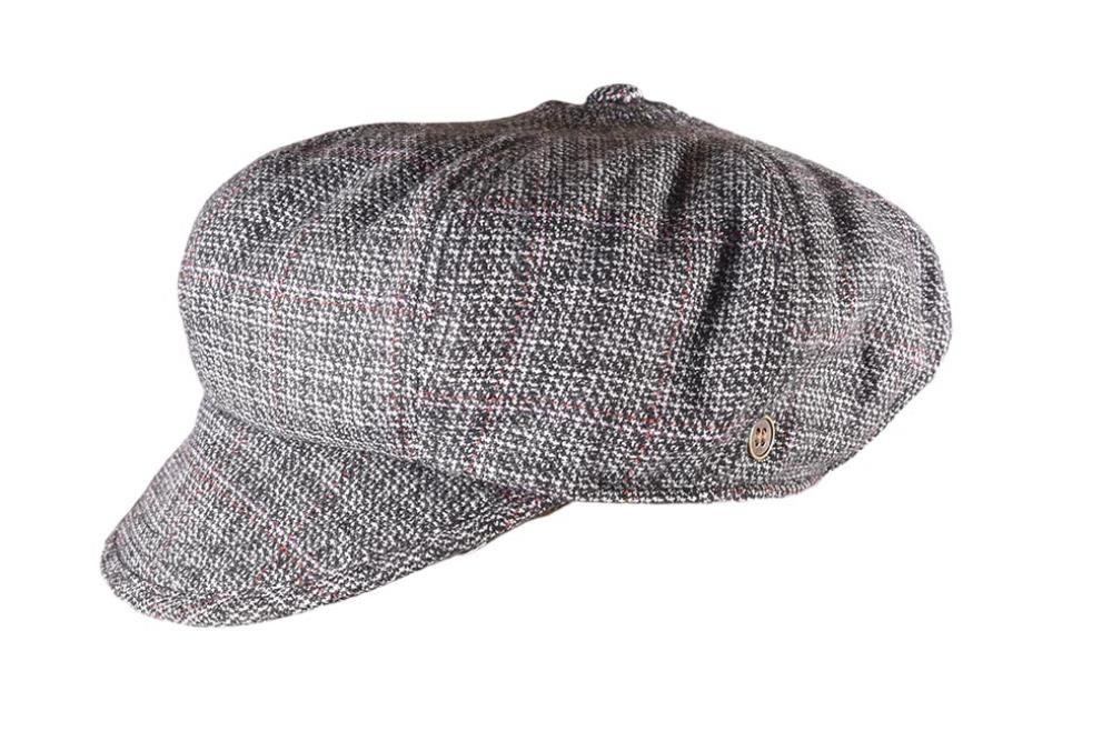 The Oliver - Grey Tweed