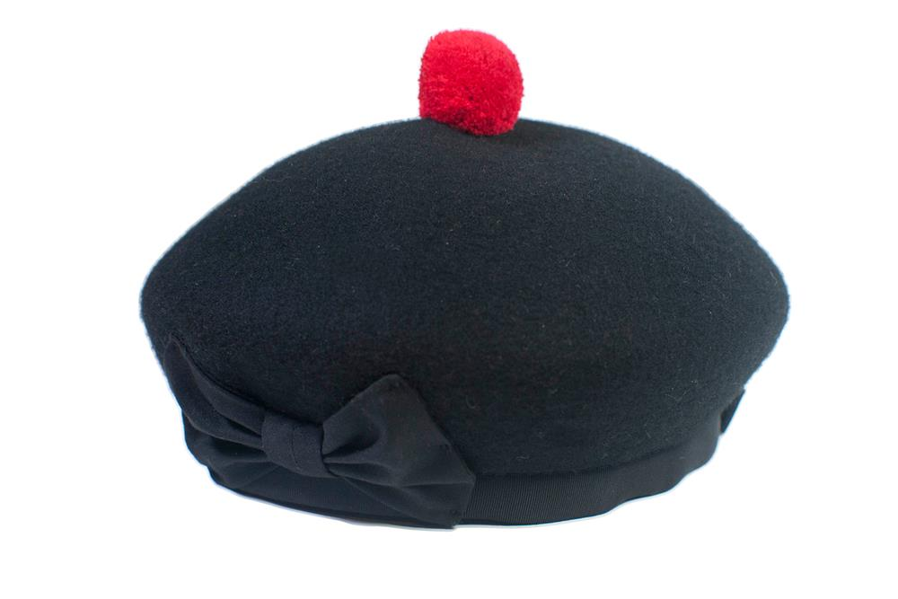 fallenbrokenstreet the minnie beret felt hat