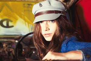 Fallenbrokenstreet The Sea Canvas Sailor Cap