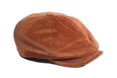 The Stash Cap - Brown Rainbow