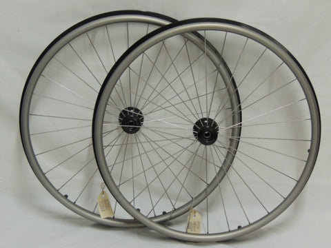 24' Quickie Wheels - New Type - With Push Rims
