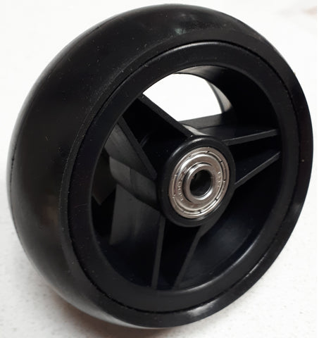 4' x 1.5' Soft roll casters