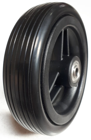 5' x 1' Soft roll casters