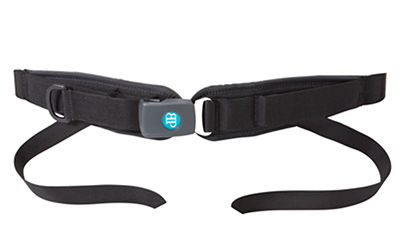 4-Point Padded Hip Belts