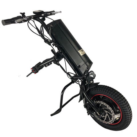CNE Bikes 12' Wheelchair attachment - Suspension model