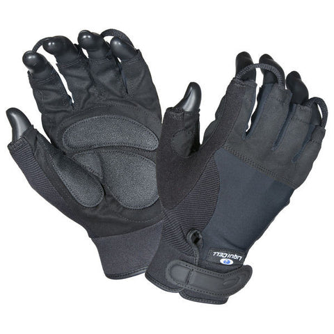 Hatch - Wheelchair/Cycle Gloves w/ LiquiCell Half Finger