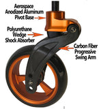 Frog Legs New - Phase 2 - Carbon Fiber - Wedge Progressive Shock System