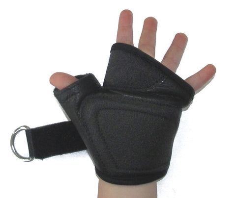 RehaDesign Strap N Roll Wheelchair Children's Glove