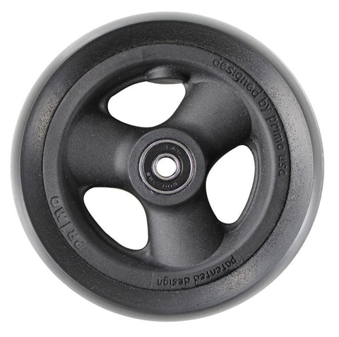 Primo Hollow Spoke Wheelchair Caster Wheel 6 X 1'