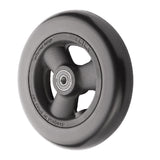 Primo Hollow Spoke Wheelchair Caster Wheel 5 X 1'