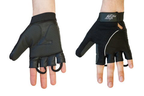 RehaDesign Gel-Palm Wheelchair Gloves