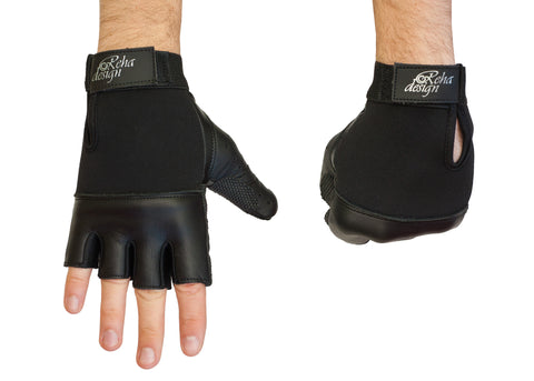 RehaDesign Ultra-Grrrip Wheelchair Gloves