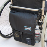 WHEELCHAIR/SCOOTER SPORTS PAC™ WITH OPTIONAL STRAP SYSTEM™