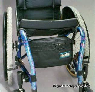 WHEELCHAIR DELUXE DOWN-UNDER BAG™
