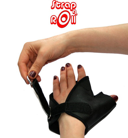 RehaDesign Strap N Roll Wheelchair Gloves