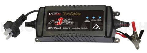 3 Stage Smart Charger