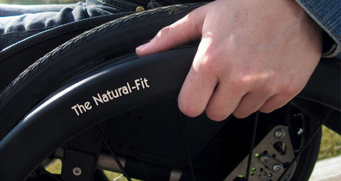 Natural-Fit with Super Grip