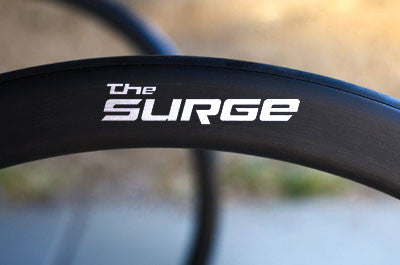 The Surge Handrim with Gripton Strip by Outfront