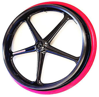 5 Spoke X-Core Wheels
