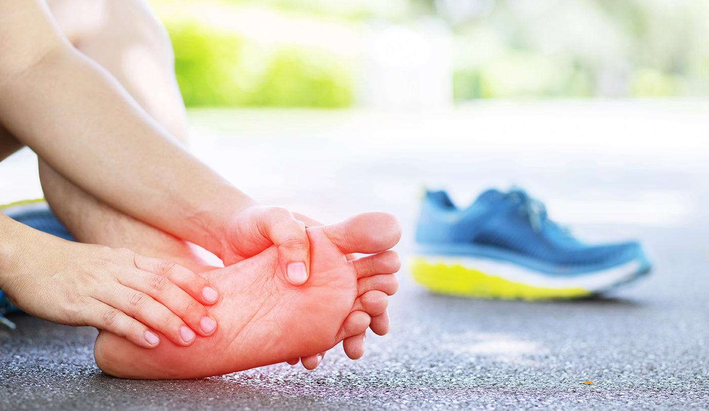 7 Foot Care Hacks for Tired and Sore Feet