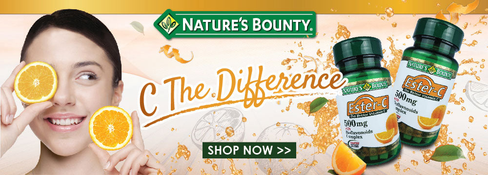 Nature's Bounty Ester C Supplements