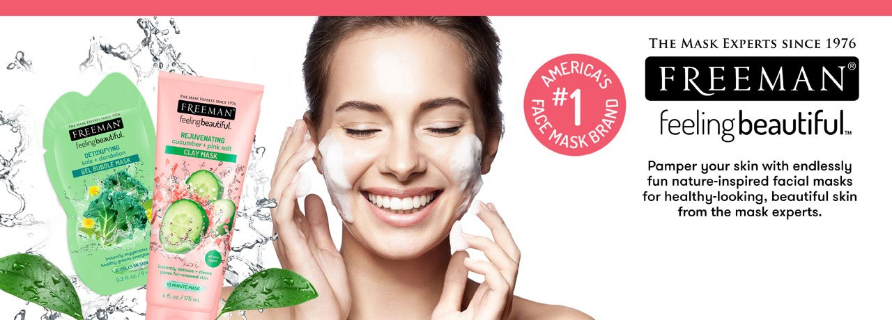 Freeman Beauty Facial Masks
