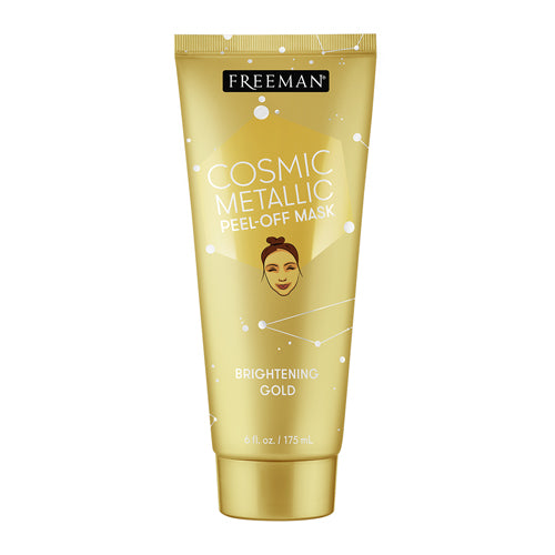 Freeman Beauty Cosmic Metallic Brightening Gold Peel-Off Mask [Expiry Date:12/2022]