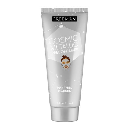 Freeman Beauty Cosmic Metallic Purifying Platinum Peel-Off Mask