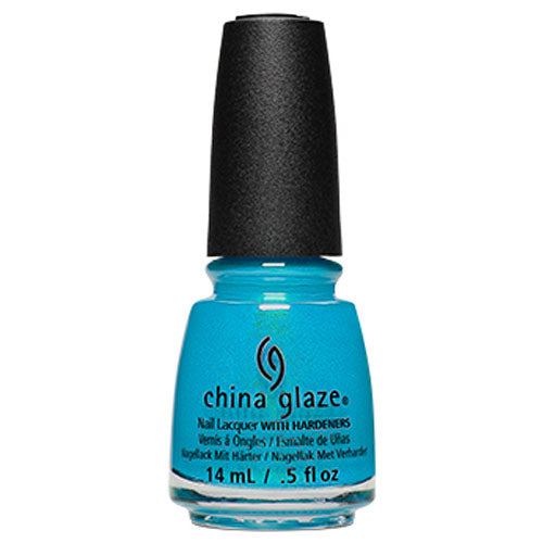 China Glaze Mer Made For Bluer Waters