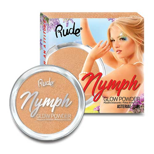 Rude Nymph Glow Powder - Asteriae - Star