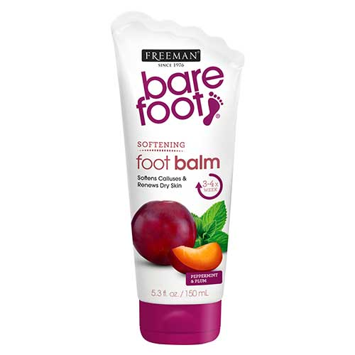 Freeman Bare Foot Softening Foot Balm Peppermint & Plum