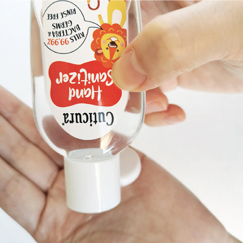 Cuticura Hand Sanitizer (50ml)
