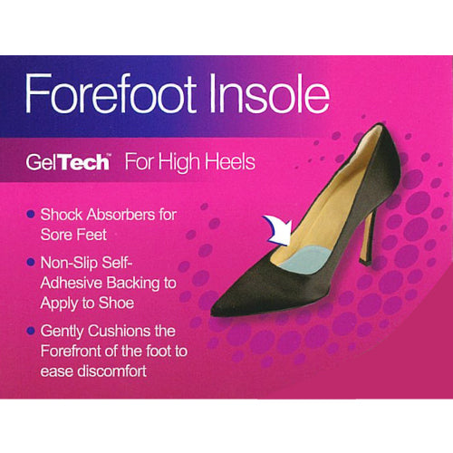 Neat Feat Gel Forefront Insole for High Heels