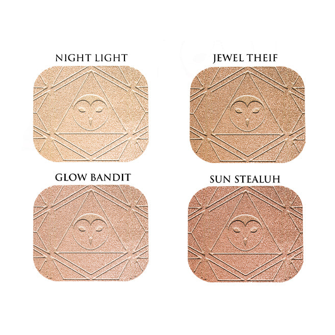 Hank & Henry Glow Bandit Highlighters 8.5g