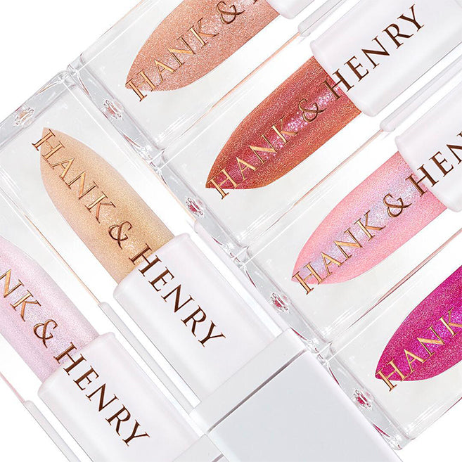 Hank & Henry Lip Lustre Gloss - Pressidential 4ml